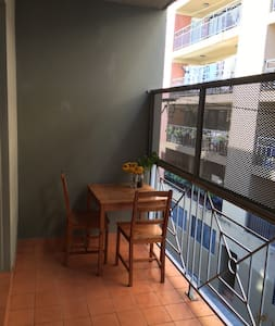Great 1 bed 4min walk to central - Apartment