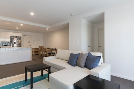Clean & convenient 1x1 in East Perth - East Perth - Huoneisto
