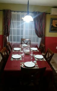 2 Bedroom house with patio and pool - Cozumel - Appartement