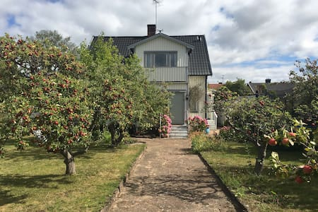 Charming townhouse 5min from beach - Dom