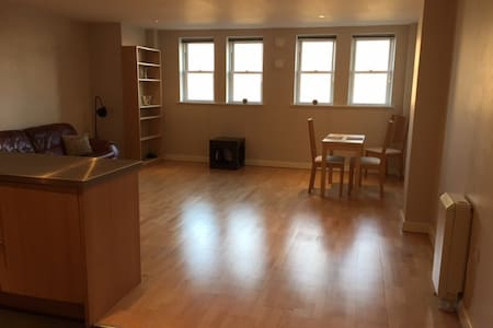 One-bed flat in the heart of Camden