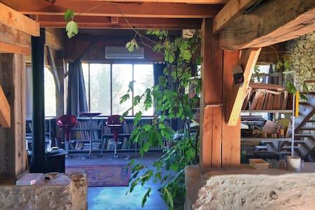 Loft dans une ancienne grange gersoise - Loft