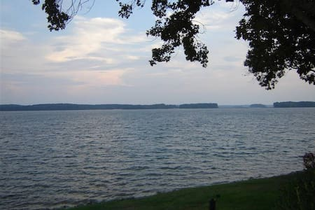 On the shores of Lake Murray - - Prosperity
