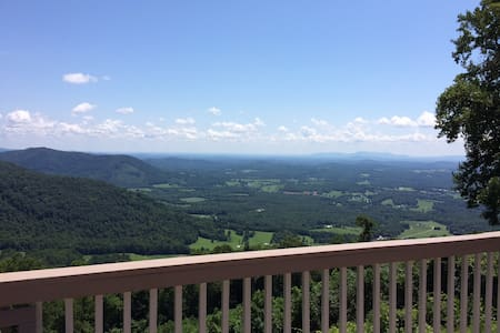 """Cloud Nine"" at Groundhog Mountain - House"
