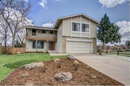 Quiet Basement Suite in Littleton - Great Views! - Entire Floor
