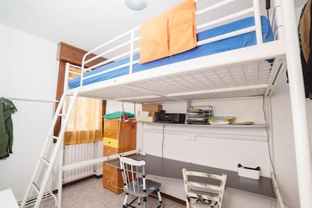 Camera singola con letto soppalco - Apartment
