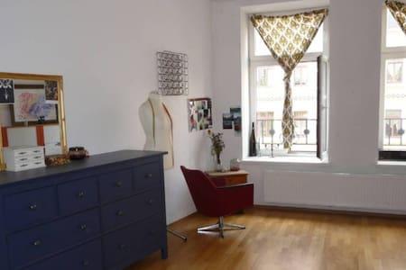 WG- Zimmer sucht Reisende/n - Appartamento