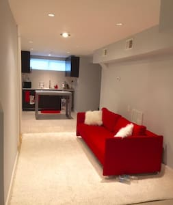 Private unit living kitchenette& BR - Washington - Condominium