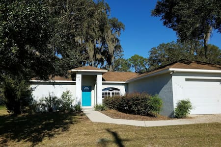 Modern home located between Tampa and Orlando. - Polk City - Rumah