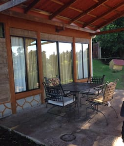 Rustic House in Costa Rica, Close to Poas Volcano! - Sabana Redonda - House