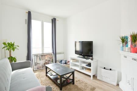 Charming & Luminous apart ! - Parigi - Appartamento