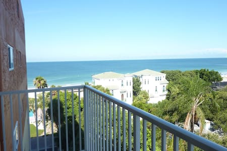 Beach getaway with Gulf and Intracoastal views - Condominium