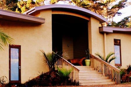 Eco-House @ Creative Retreat Centre - House