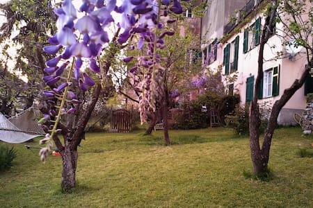 studio apartment with garden - Genova