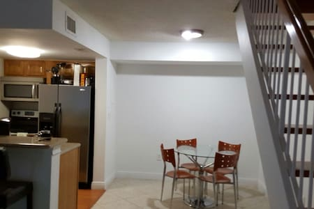 Apartamento comodo para turistas - Miami