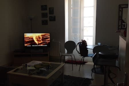 Charmant F2 proche centre ville - Aurillac - Apartment