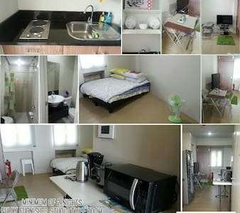Brand New Furnished Condo Across NAIA Terminal 3 - Wohnung