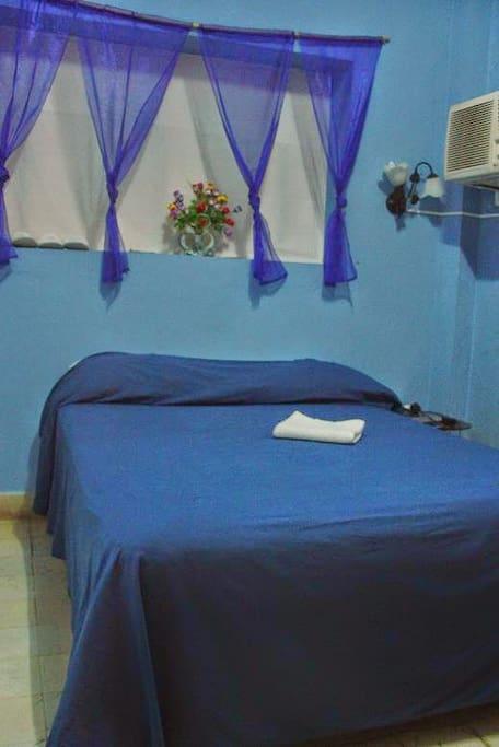 Camera da letto 1 (letto matrimoniale)