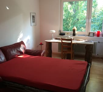 Cozy room in Berlin near Potsdam - Apartamento