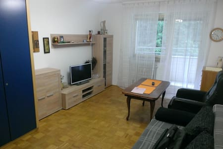 1 Zim. Wohnung in Erlangen - Spardorf - Pis