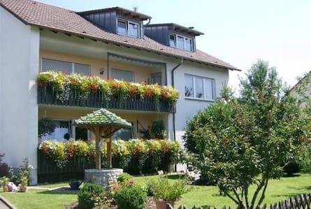 Ferienwohnung Angelika - Tengen - Apartment