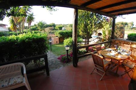 Casa Fortunato 2 Zimmerwohnung im Erdgeschoss - Apartment