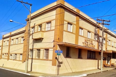 HOTEL TOSCANO - São Carlos