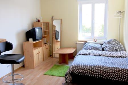Comfortable Room and Convenient Traffic Connection - Apartamento
