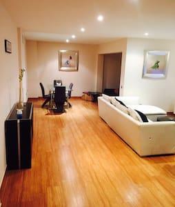 NICE DOUBLE BEDROOM MARINA BOTAFOCH - Apartment
