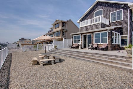 Million Dollar Bay Front with Amazing Views - Seaside Heights - Huis