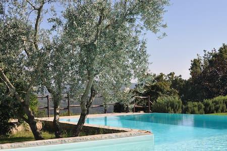 Agriturismo Borgo Casaglia - La Lavanda - San Venanzo - Leilighet