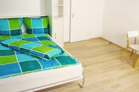 Neu & Modern Wohnung, Lange Strasse - Appartement