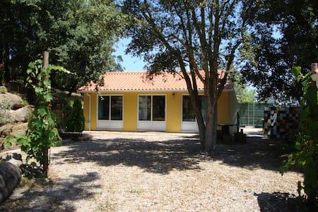 Cabana in lovely garden - Haus