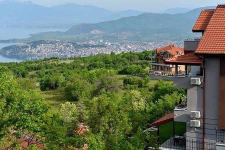 Velestovo House - Triple room (2) - Ohrid - Rumah