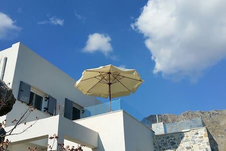 ELIA PETRA - OLIVE ROCK HOUSE crete - Rethymnon - Villa