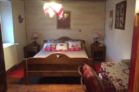 La grangerie - Barberaz - Bed & Breakfast