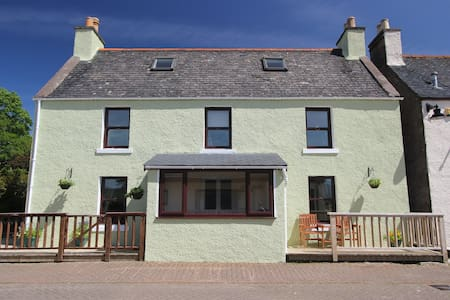 Eilean Donan View. Sleeps 4 - Dornie - Maison