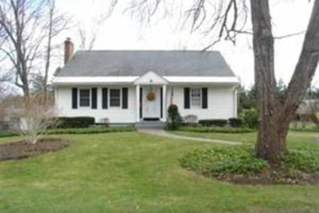 Family friendly home close to Saratoga - Haus