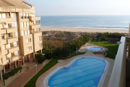 Apartamento en primera linea de playa - Valencia - Wohnung