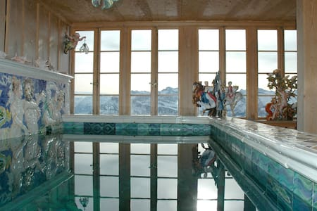 Rigi Chalet: Great Hikes on top of the Mountain! - Chalet