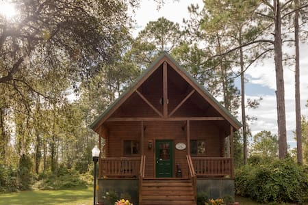 Cabin in the Woods - Pierson - Cabin
