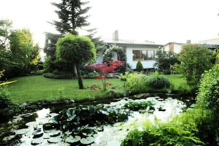 APPARTEMENT DE CHARME DANS MAISON SPATIEUSE A KEHL - Kehl - Lejlighed