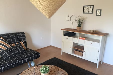 Lovely 1-4 bed Apartment close to Walldorf city - Apartament