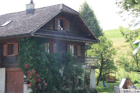 Gästezimmer auf Bio Bauernhof - Willisau - House
