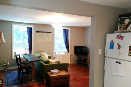 Great Location in Heritage Building - Ottawa - Appartement