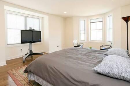 *pleasant private loft - Ringgold - Apartmen