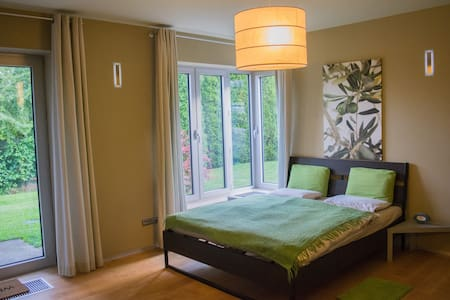 Modern room with private bathroom and kitchen - Prague - House