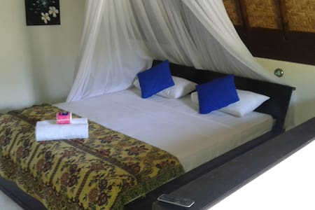 Tunai cottages (Fan room) - Bed & Breakfast