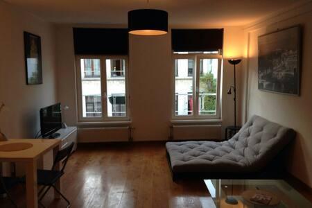 Bruxelles centre luxe appartement