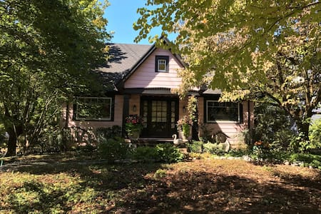 Designer's Portlandia Home - Ház